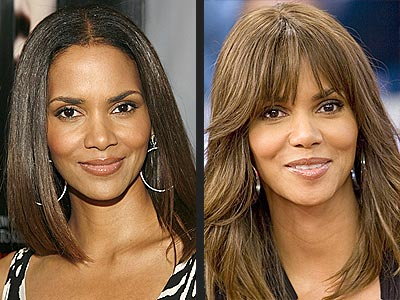 halle berry hair. Halle Berry Hairstyle